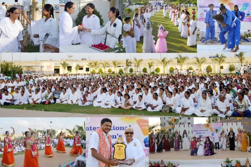 "Rajkot – ""Naritva Darshan – a Dialogue""- arranged on International Women's day"