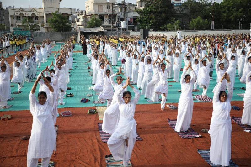 Rajkot : International Day of Yoga