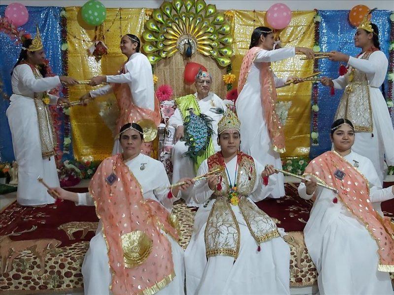 Rajkot - Shri Krishna Janmashtmi Celebration